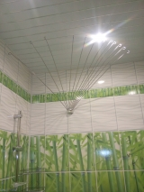 Панели ПВХ потолоки