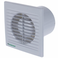 Вентилятор с шнур. выкл. Домовент СВ D100 мм 14 Вт