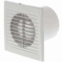 Вентилятор осевой Вентс Д100 D100 мм 14 Вт