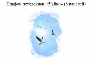 Чайки (потолок)