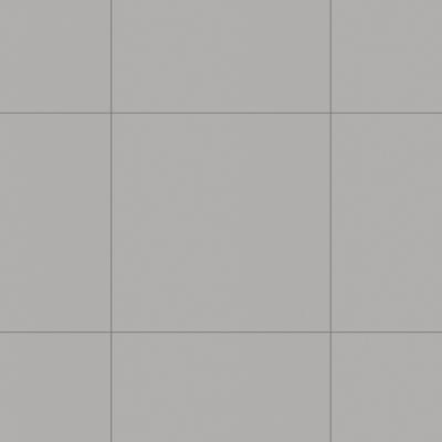 Керамогранит Unitile Моноколор серый 400х400х8 мм