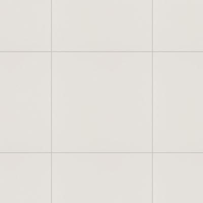Керамогранит Unitile Моноколор белый 400х400х8 мм